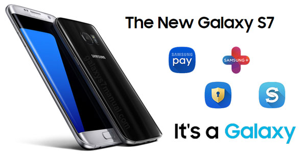 Samsung Galaxy S7 Manual Guide and Instructions