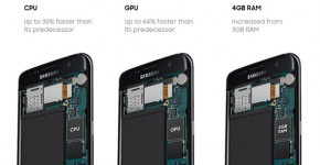 galaxy s7 specification