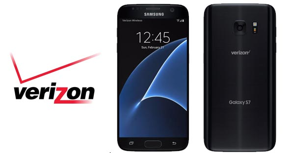 verizon galaxy s7