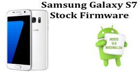 galaxy s7 stock firmware