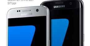 galaxy s7 with 4k display